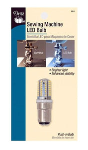 Dritz Sewing Machine LED Bulb (Push-In Bulb)