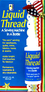 Liquid Thread: A Sewing Machine in a Bottle 59ml (2 oz)