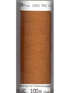 Mettler Metrosene Polyester Thread 274m, Color #1131 (658) Brass