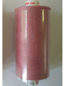 Mettler Metrosene Polyester Thread 1000m, Color #0638 (599) Red Planet