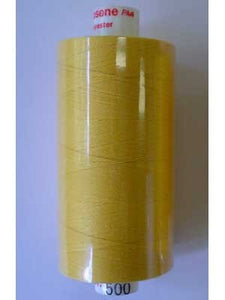 Mettler Metrosene Polyester Thread 1000m, Color #0120 (500) Summersun