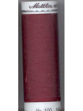 Mettler Metrosene Polyester Thread, Color #0109 (771) Bordeaux