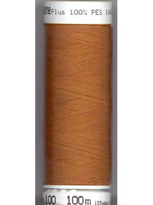 Mettler Metrosene Polyester Thread, Color #1131 (658) Brass