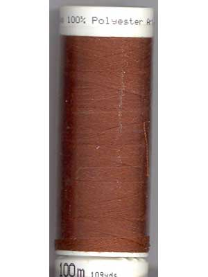Mettler Metrosene Polyester Thread, Color #0196 (663) Coffee Bean