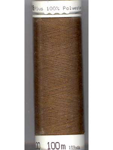 Mettler Metrosene Polyester Thread, Color #1320 (633) Dark Brass
