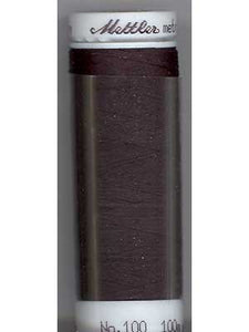 Mettler Metrosene Polyester Thread, Color #1050 (166) Ebony