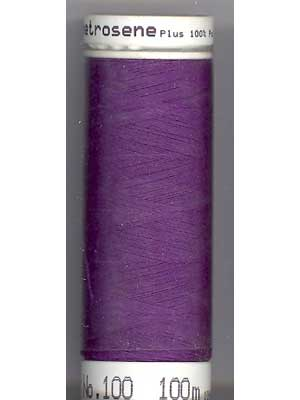 Mettler Metrosene Polyester Thread, Color #0056 (459) Grape Jelly