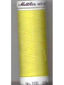 Mettler Metrosene Polyester Thread, Color #1309 (881) Limelight
