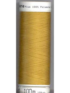 Mettler Metrosene Polyester Thread, Color #1102 (719) Ochre