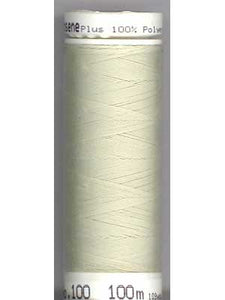 Mettler Metrosene Polyester Thread, Color #0625 (241) Old Lace