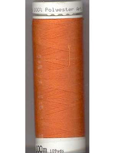 Mettler Metrosene Polyester Thread, Color #0122 (829) Pumpkin