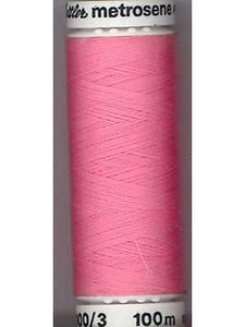 Mettler Metrosene Polyester Thread, Color #0067 (805) Rose