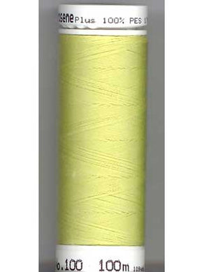 Mettler Metrosene Polyester Thread, Color #1343 (893) Spring Green