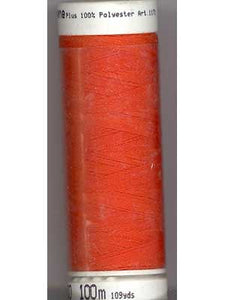 Mettler Metrosene Polyester Thread, Color #1336 (913) Vermilion