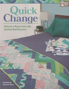 Quick Change: Refresh a Room Fast with Quilted Bed Runners