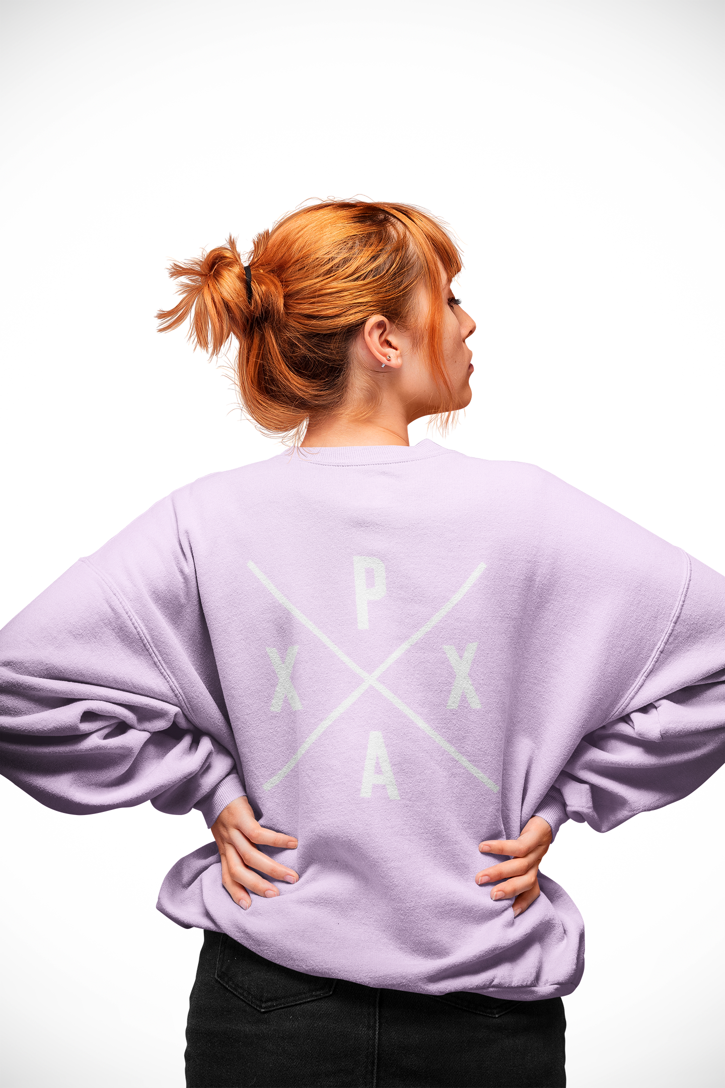 Peter Paxx Sweater - Violet Lilac
