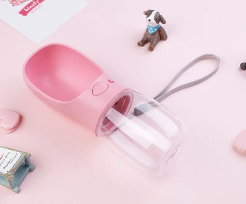 Portable Pet Travel Puppy Cat Drinking Bowl