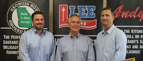 David Lee Dave Lee Andy Lee Owners D L Lee & Sons