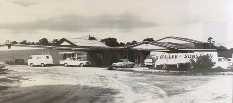 D. L. Lee Plant in 1950's