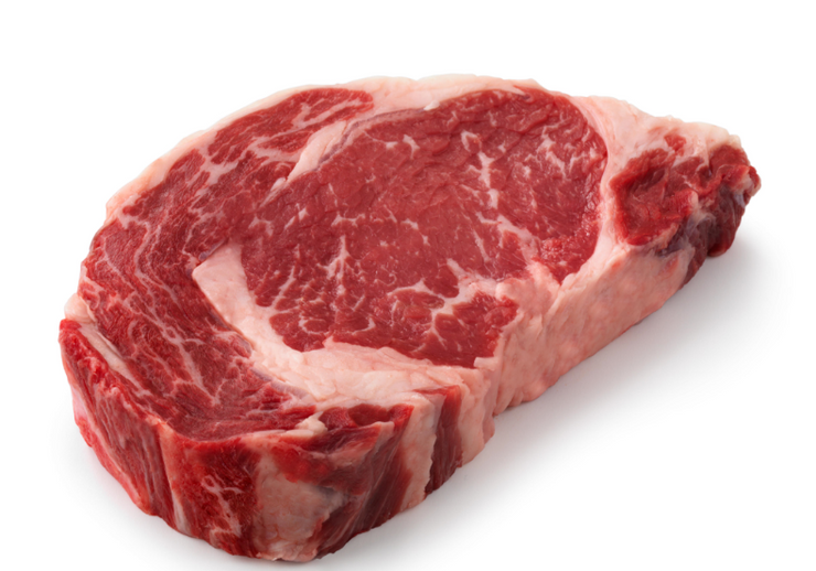 SELECT Beef Lip-On Ribeye Steak