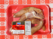 00973 - Lee Tray Packed Smoked Pig Tails 8/(CW - Avg Case WT 15#)