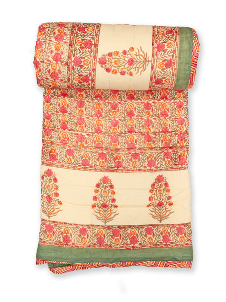 Quilt Mughal Jaal