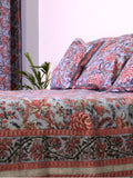 Bed Cover Big Flower Jaal