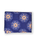 Fabric Mandala Print Blue