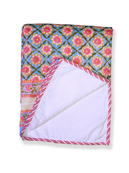 Printed Cotton Hand Towel