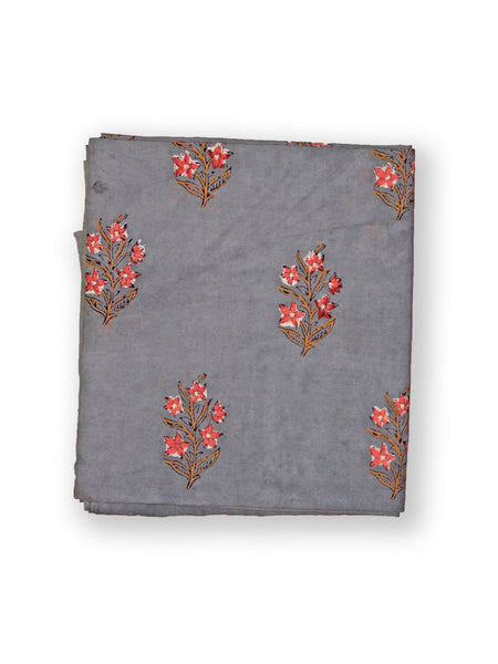Fabric Jahota Boota Grey