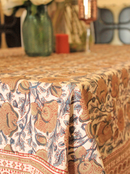 Rectangle Table Cover 6 Chair