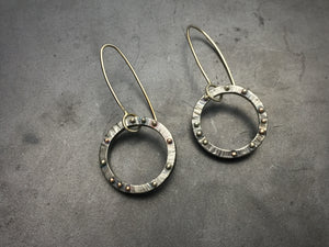 Pinned Circle Dangles