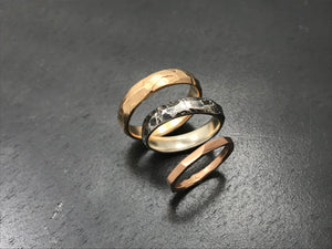 DIY Wedding Band(s) Experience - Two day Workshop