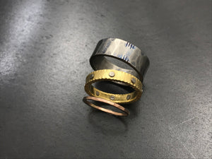 DIY Wedding Band(s) Experience - One day Workshop