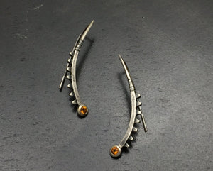 Citrine Fusion Earrings