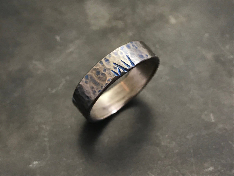 Titanium Rough and Tumble Band