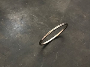 Stacking Ring I - Sterling Silver