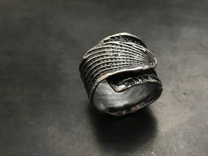 Impressions Wrap Ring II