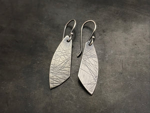 Textures III earrings