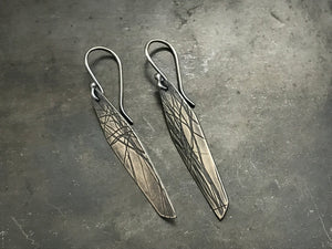 Textures II earrings