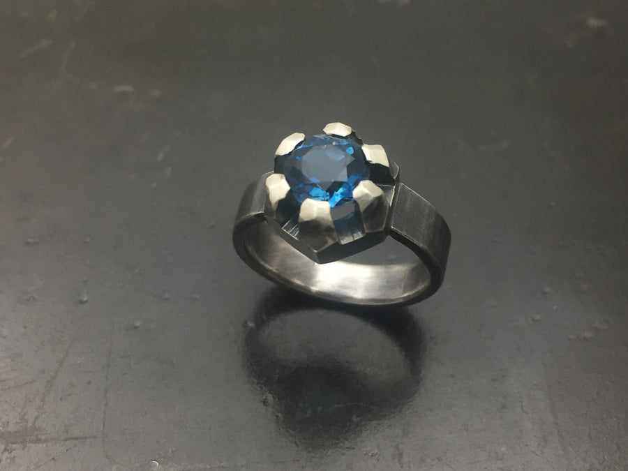 Castle Nut Ring - Medium