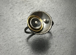 Triple Nest Ring I
