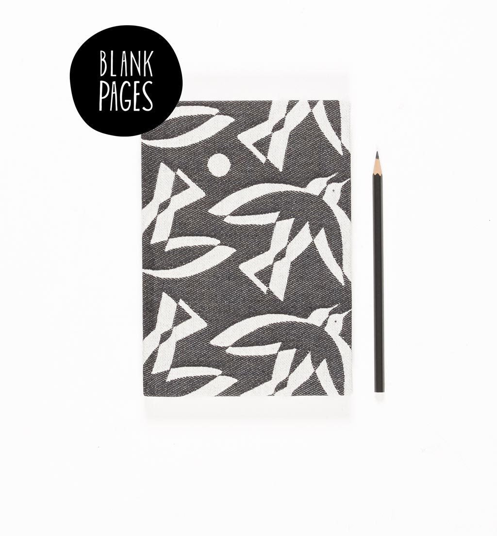 Parra - book birds A5 sketch (plain pages)