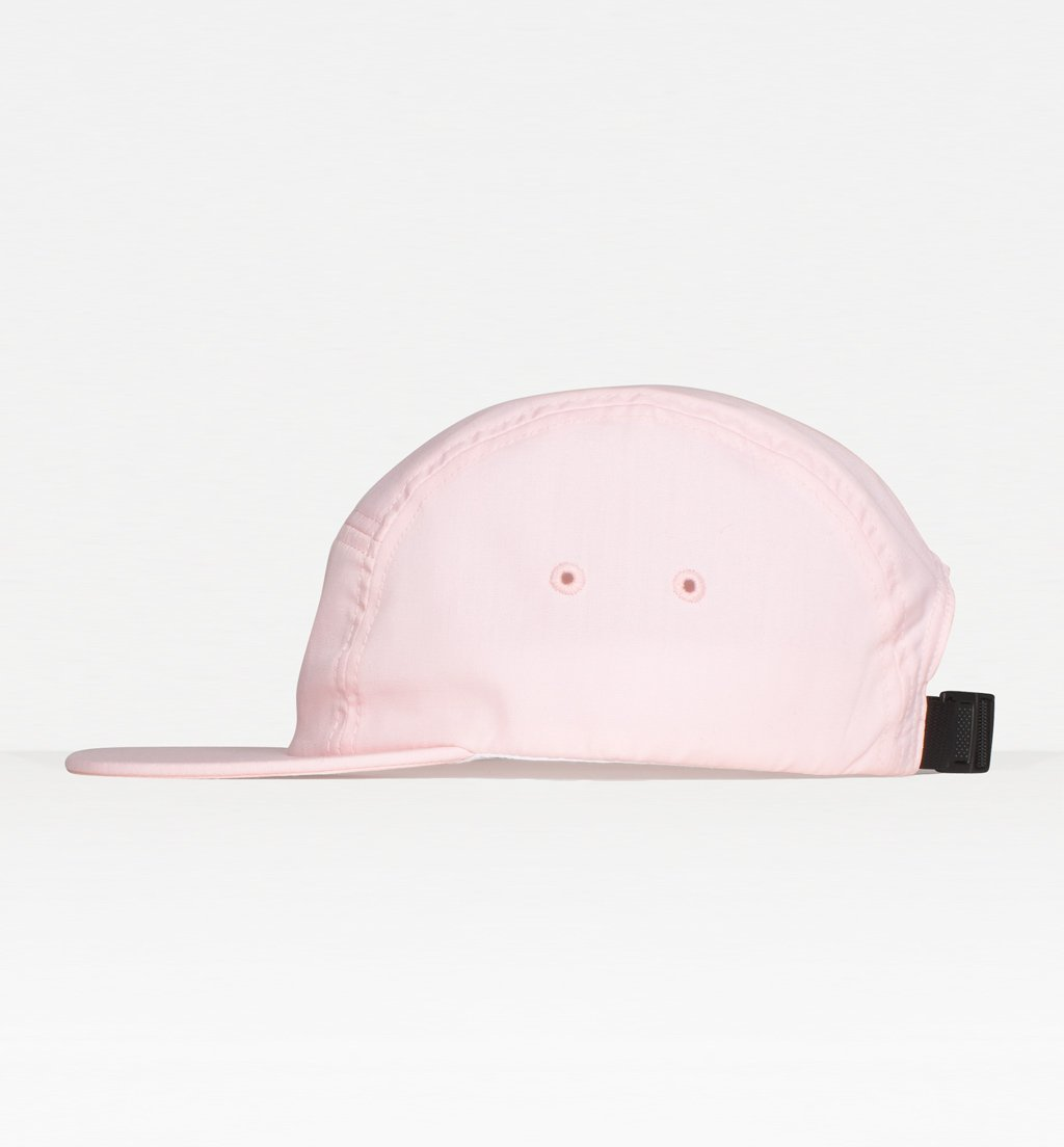 aadb6ff3ff0 signature logo 5 panel volley hat – by Parra