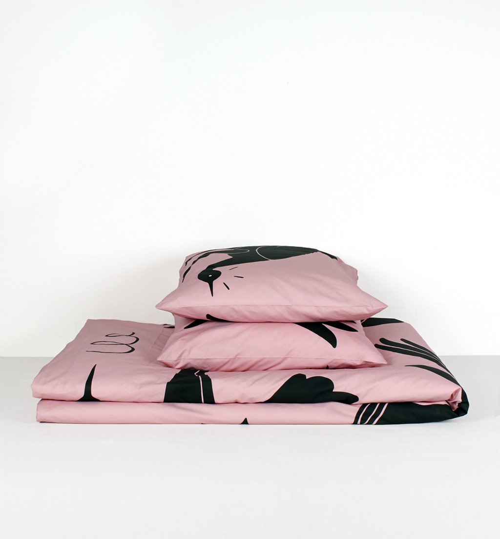 Parra - get in the hole duvet cover