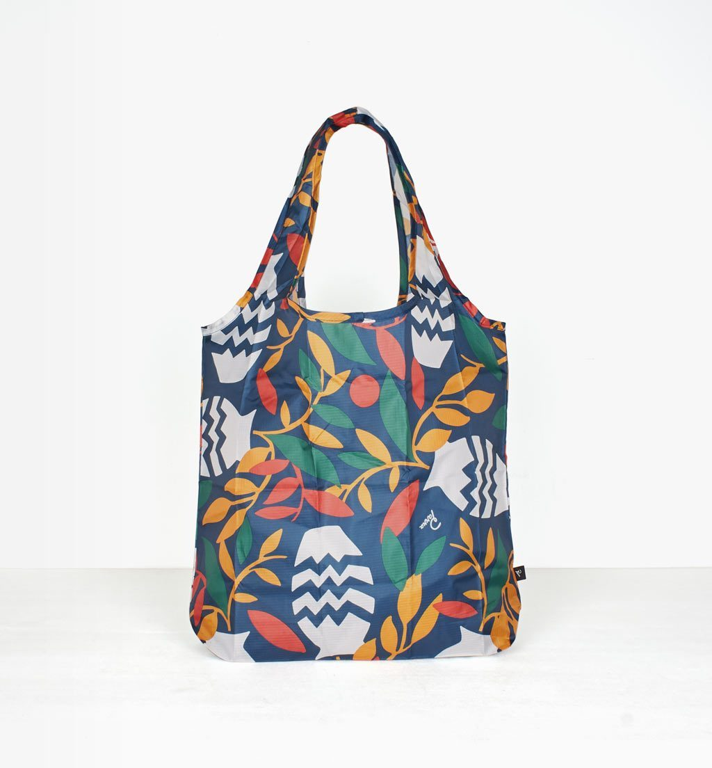 Parra - still life with plants tote bag