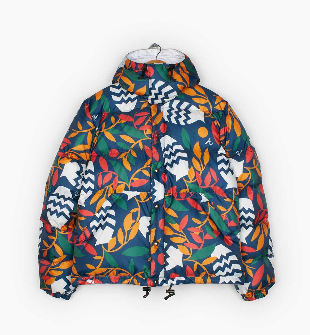 Parra - still life with plants Parra x CDW hooded jacket