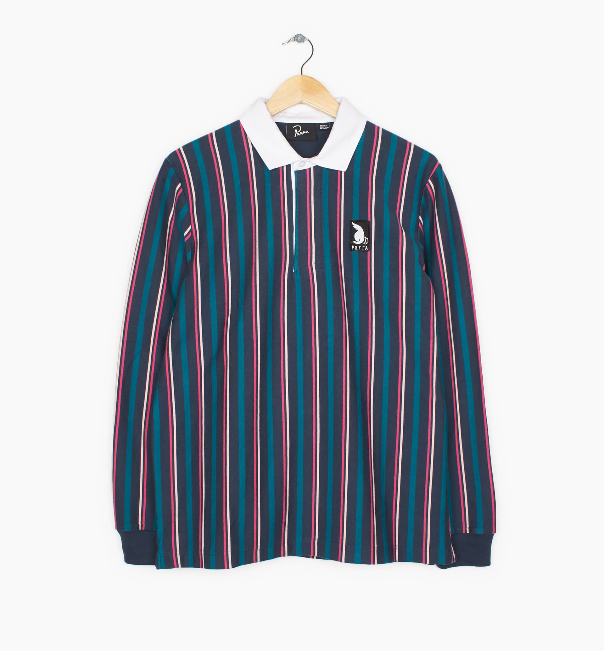 Parra - racing goose rugby shirt