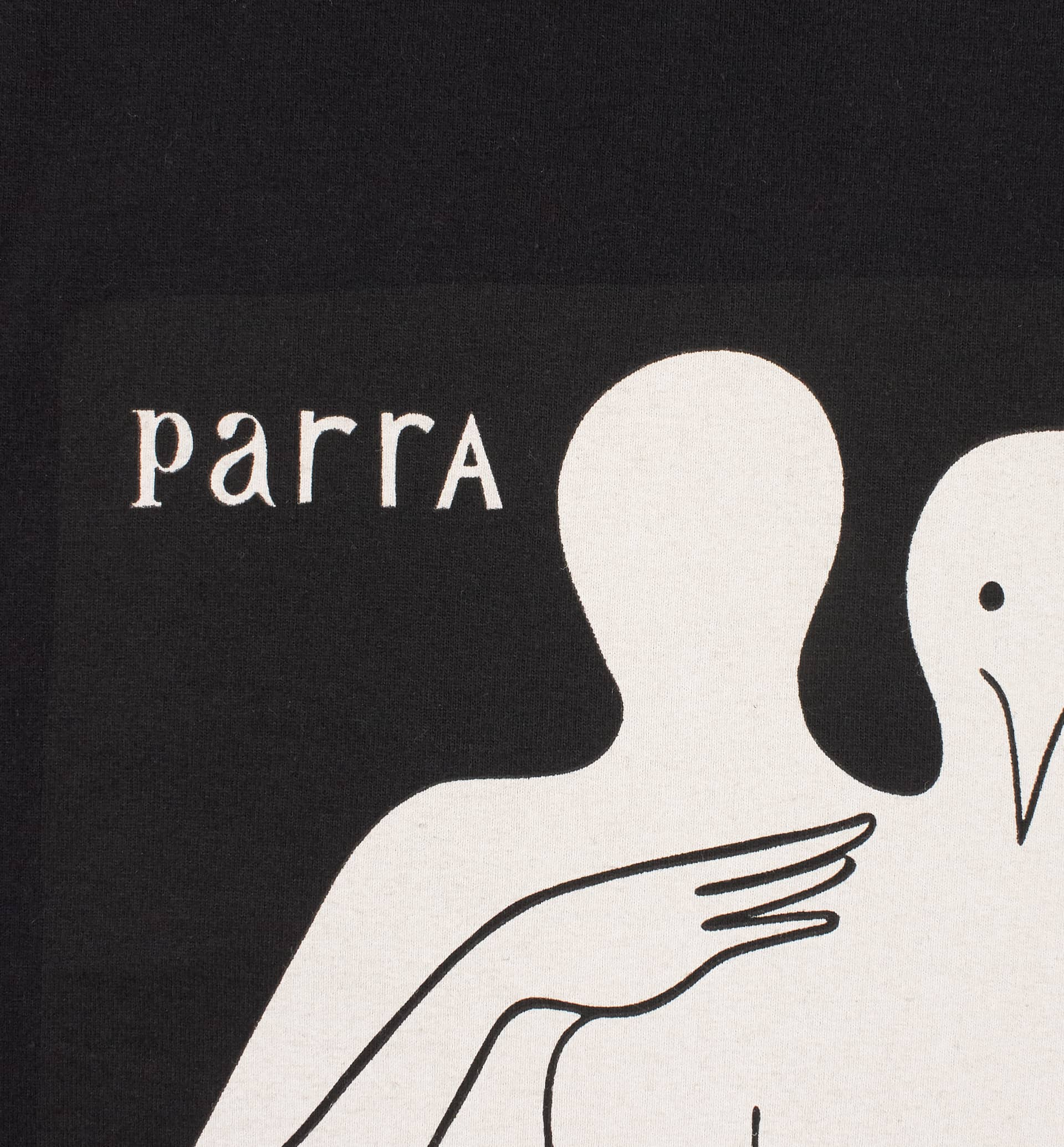 Parra - plastic people long sleeve t-shirt