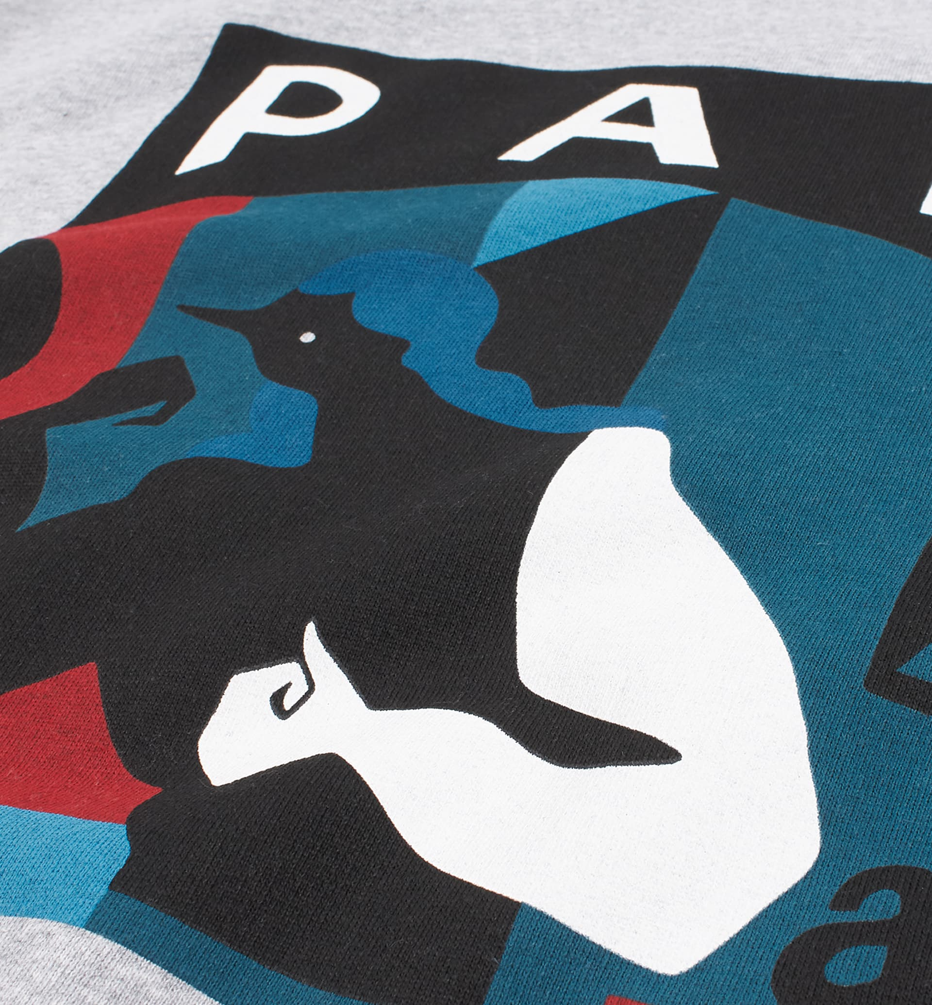 Parra - street fighter crewneck sweatshirt